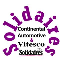 Continental et Vitesco